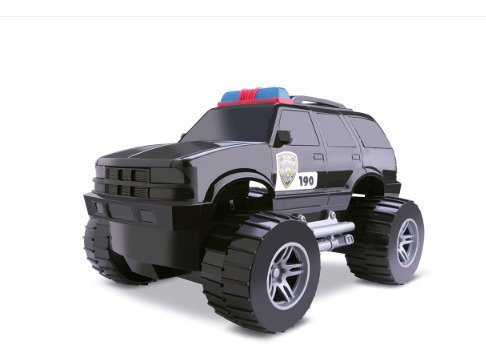 Carro Polícia Federal