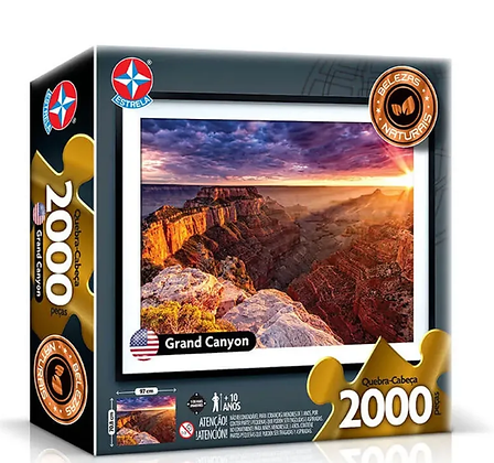 Quebra Cabeça 2.000 Peças Grand Canyon