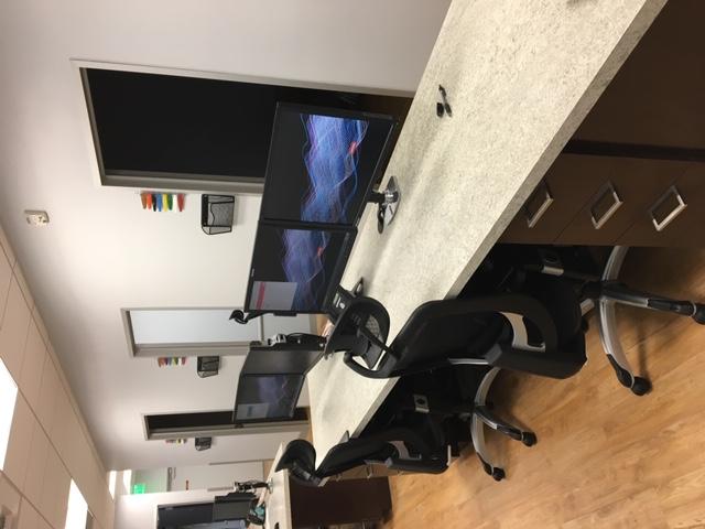 Dual Monitor Desk Mount (Pole Style)