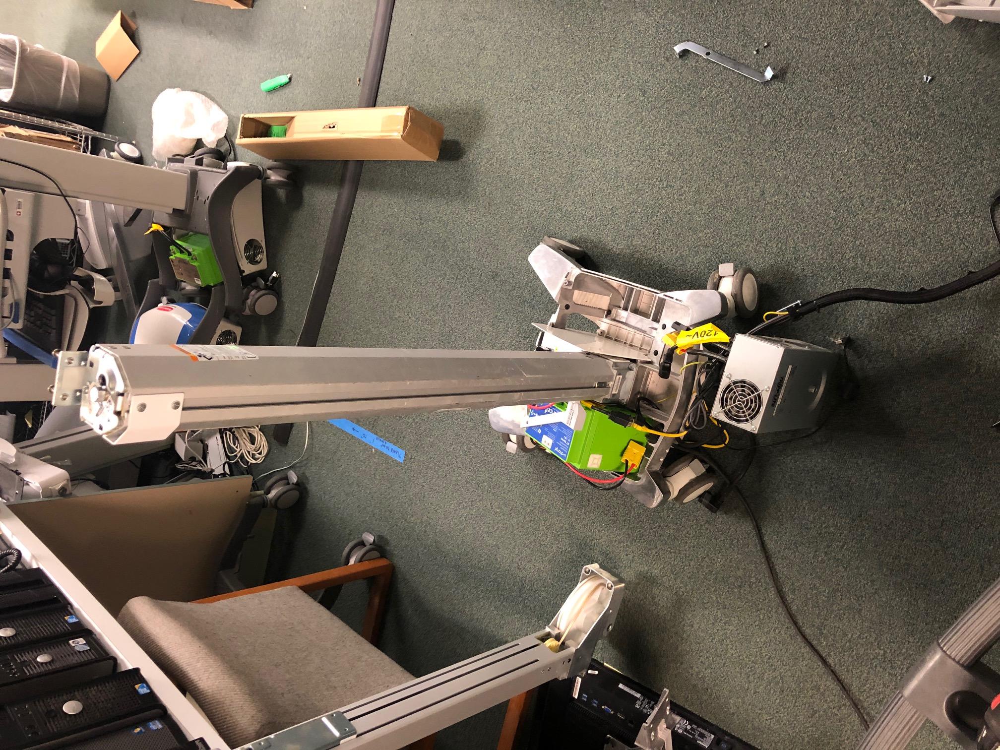 Cart Troubleshooting and Repair