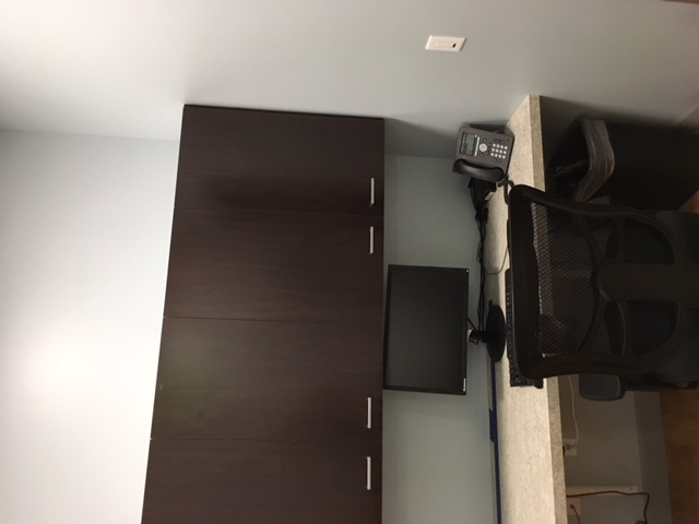 Single Monitor Tight Wall Mount