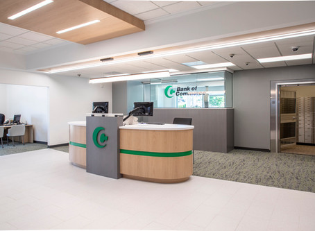 Bank of Commerce Unveils Oxford Branch Renovations