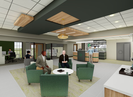 Bank of Commerce Modernizes Branch in Oxford, Miss.