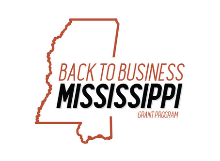 Back to Business Mississippi Grant Program