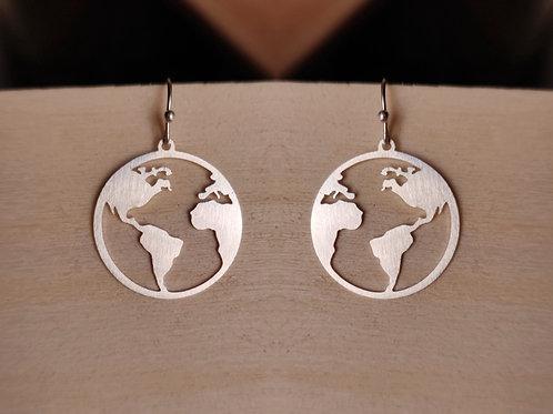 Drop earrings world