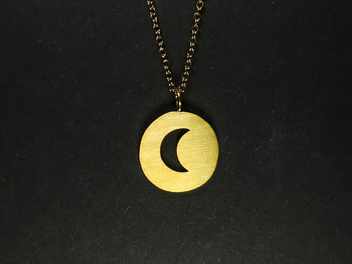 Halskette Mond