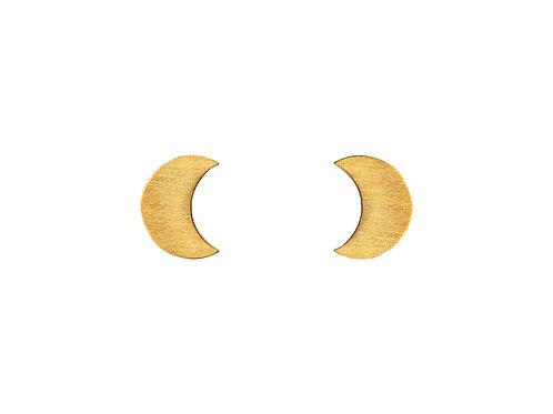 Ohrstecker Mond