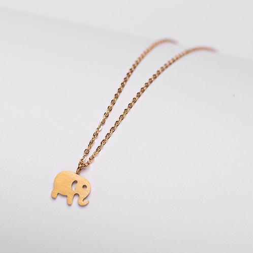 Halskette Elefant