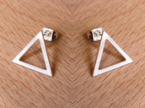 Large Open Triangles