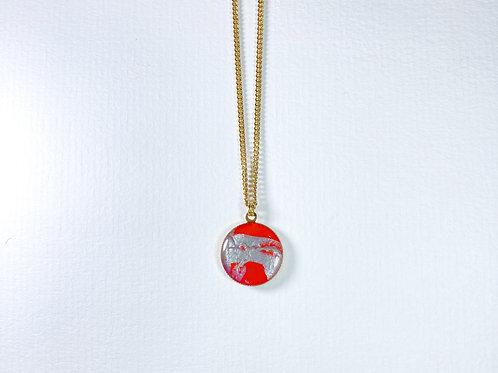 "Circle necklace ""Unique Nr3"""