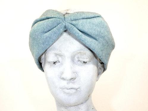 Haarband Bio Baumwolle, Türkis