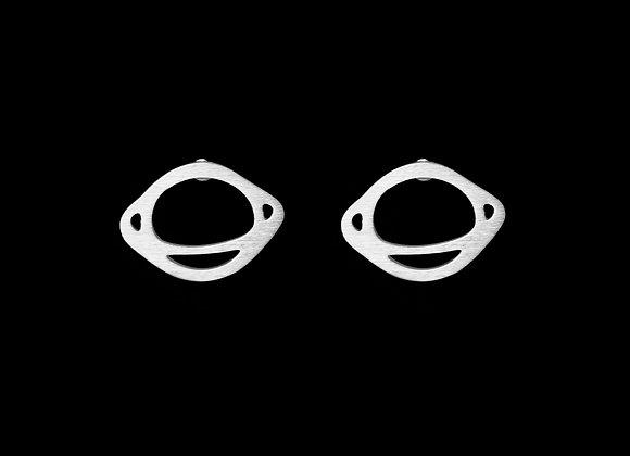 Ohrstecker Saturn