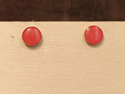 "Circle earrings ""Unique Nr11"""