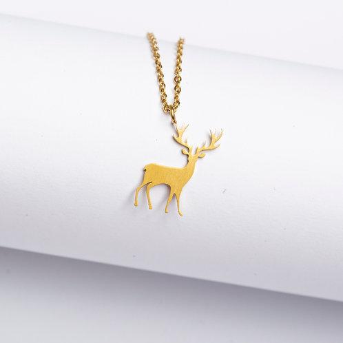 Halskette Elch