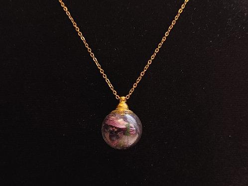 Unique flower necklace number 56