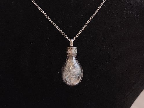 Unique flower necklace number 64