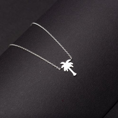 Halskette Palme