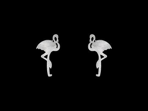 Ohrstecker Flamingo