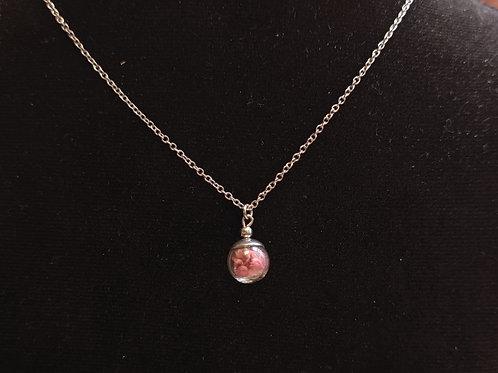 Unique flower necklace number 67