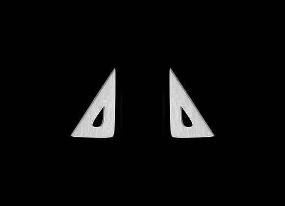 Unregelmäßiges Dreieck, offen