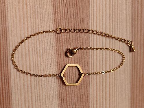Bracelet Hexagon