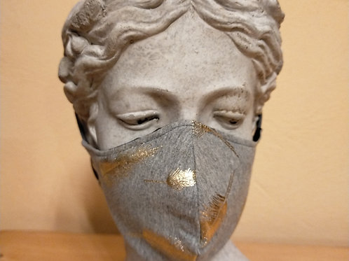 Mask feather