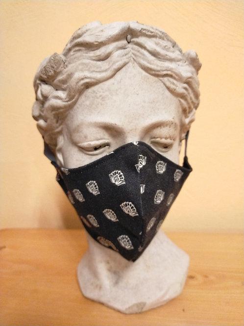 Maske Lotos