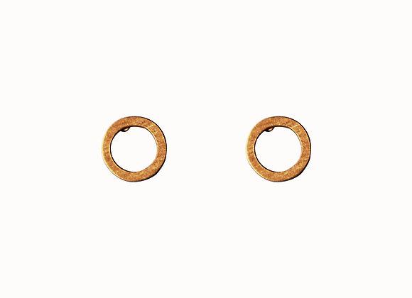 Kreis, mittelgroß und geöffnet