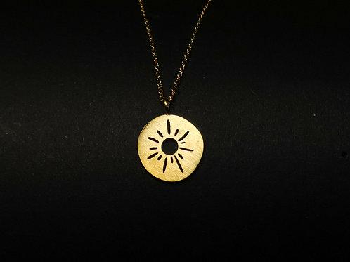 Halskette Sonne