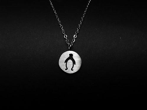 Halskette Pinguin