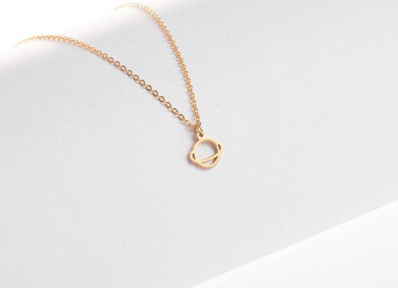 Halskette Saturn