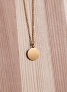 Kreis Halskette