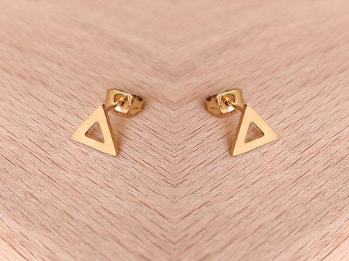 Pendientes Triangulares, tamaño pequeño
