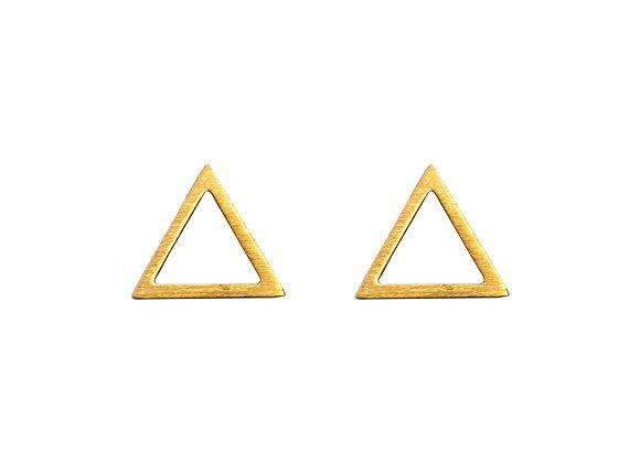 Offene Dreiecke groß