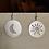 Thumbnail: Drop earrings sun and moon