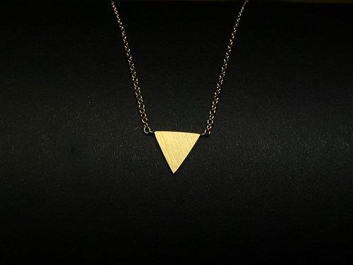 Halskette Dreieck, voll