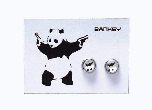Ohrstecker Panda