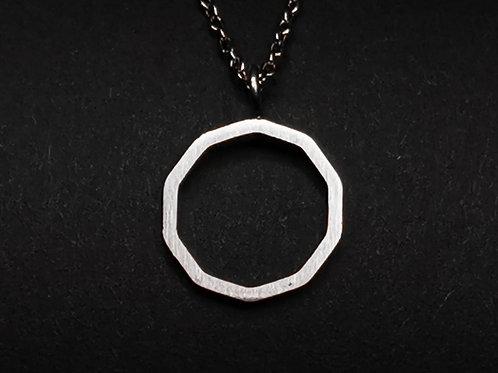 Necklace decagon
