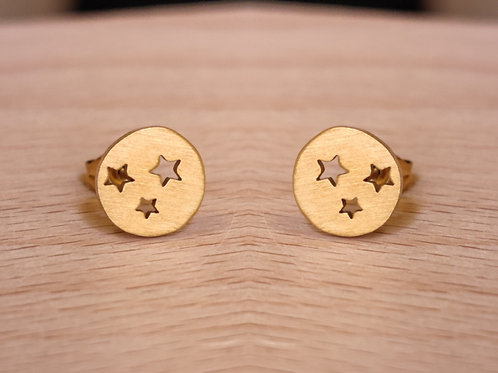 Constellation II stud earrings