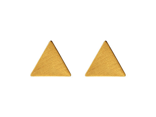 Large closed triangles