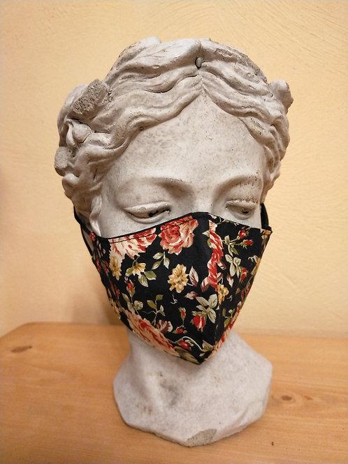 Maske rosa Rose
