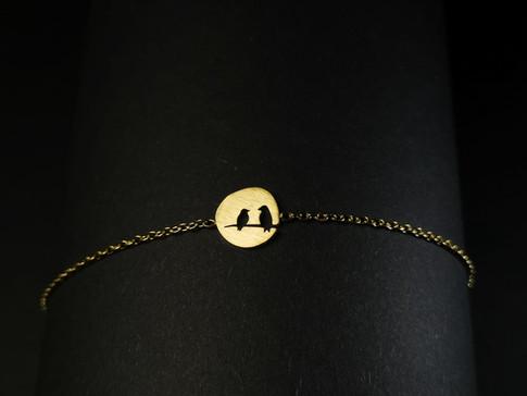 Armband 2 Vögel