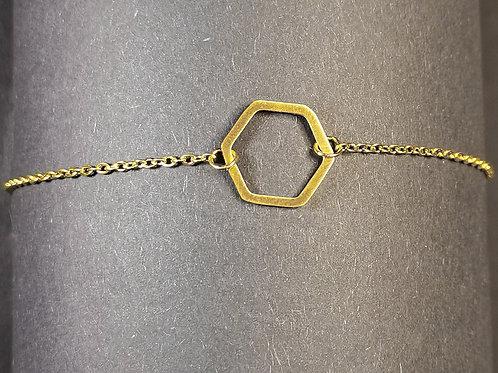 Armband Sechseck
