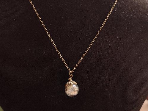 Unique flower necklace number 79