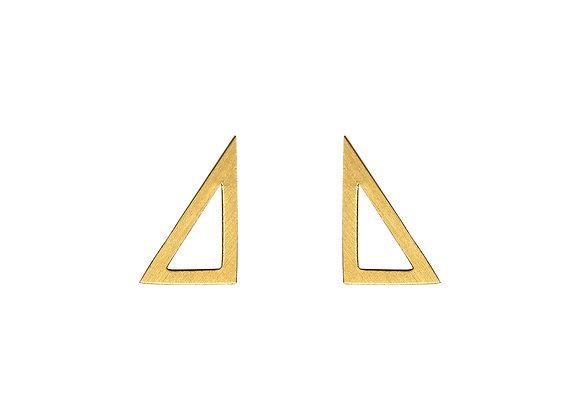 Unregelmäßige Dreiecke, offen