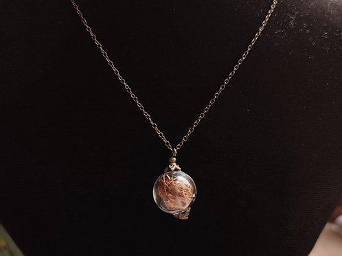 Unique flower necklace number 92