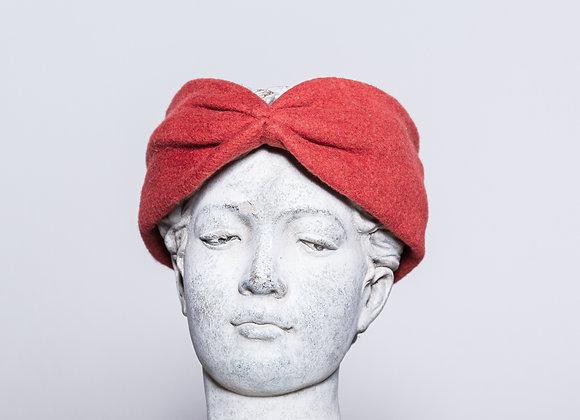 Haarband Bio Baumwolle, Orange