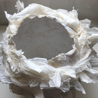 Papierkugel Petershof