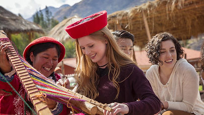 Happy Hour Travel and G Adventures Peru