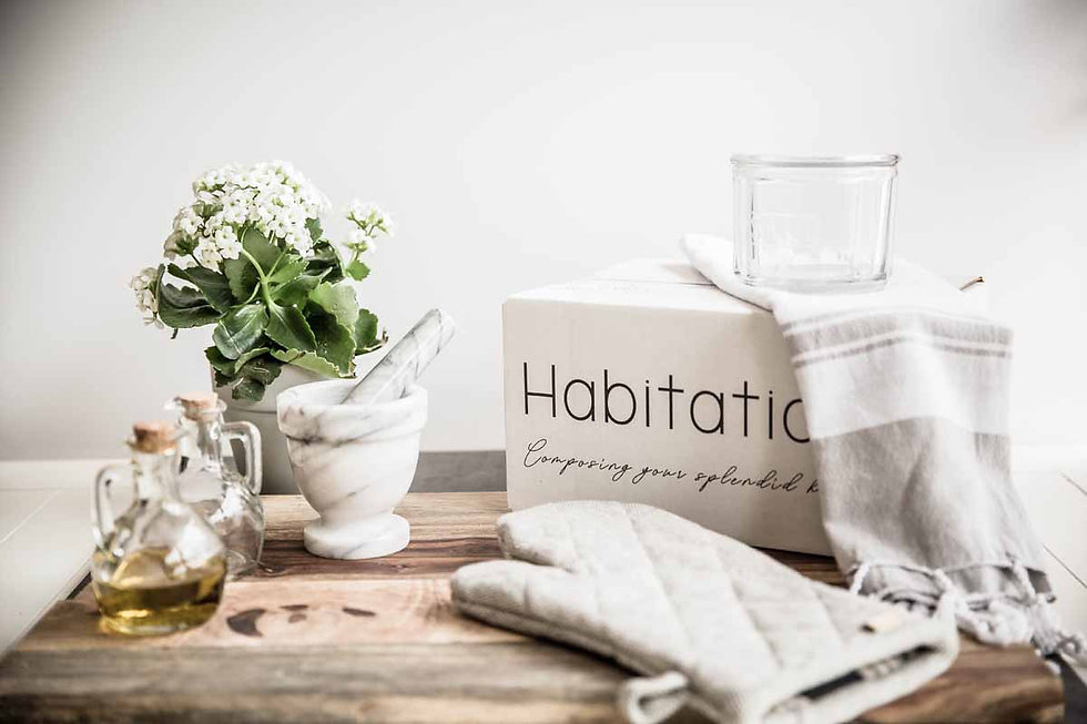 Habitation Box Home Decor Subscription B